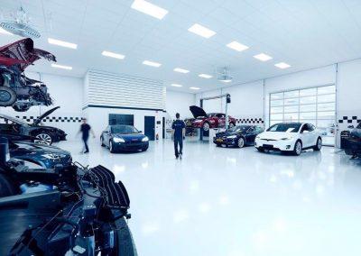 vloeistofdicht, vloer, garage